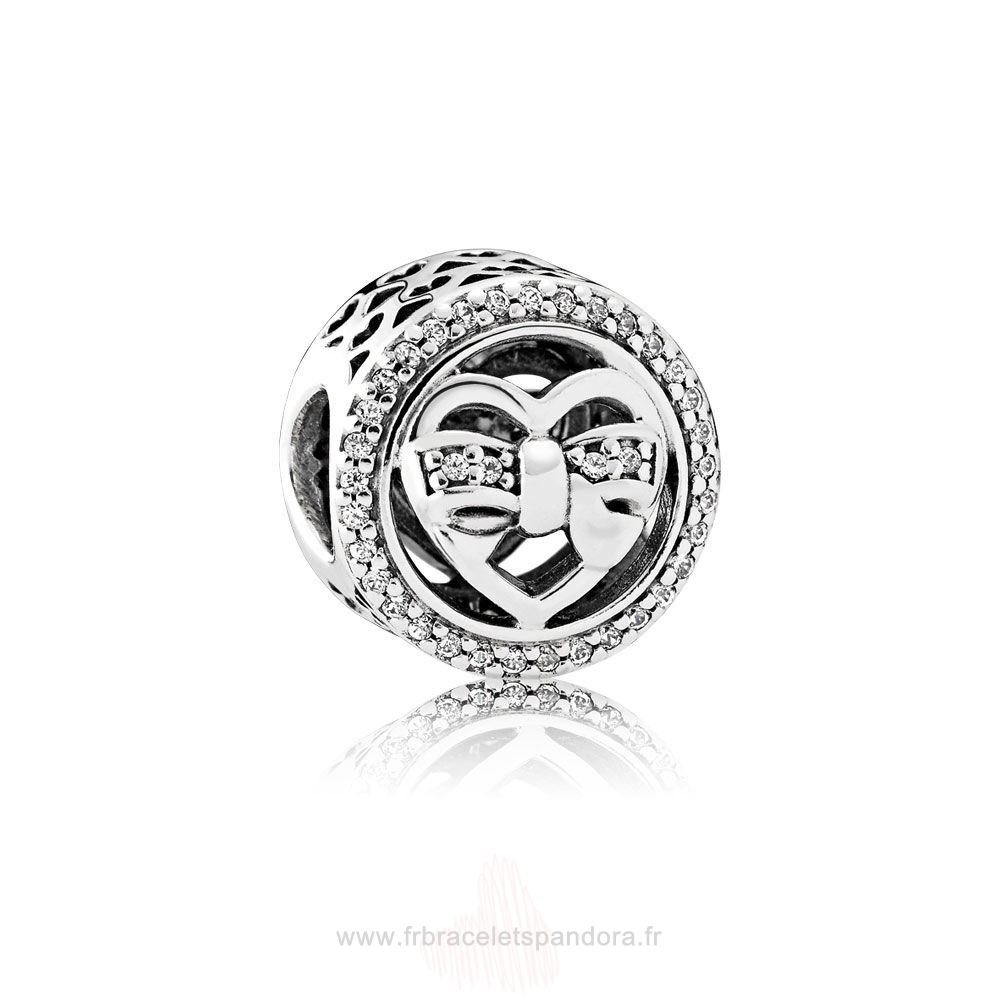 Grossiste Pandora Amis Charms Aimants Charme Clear Cz Entier
