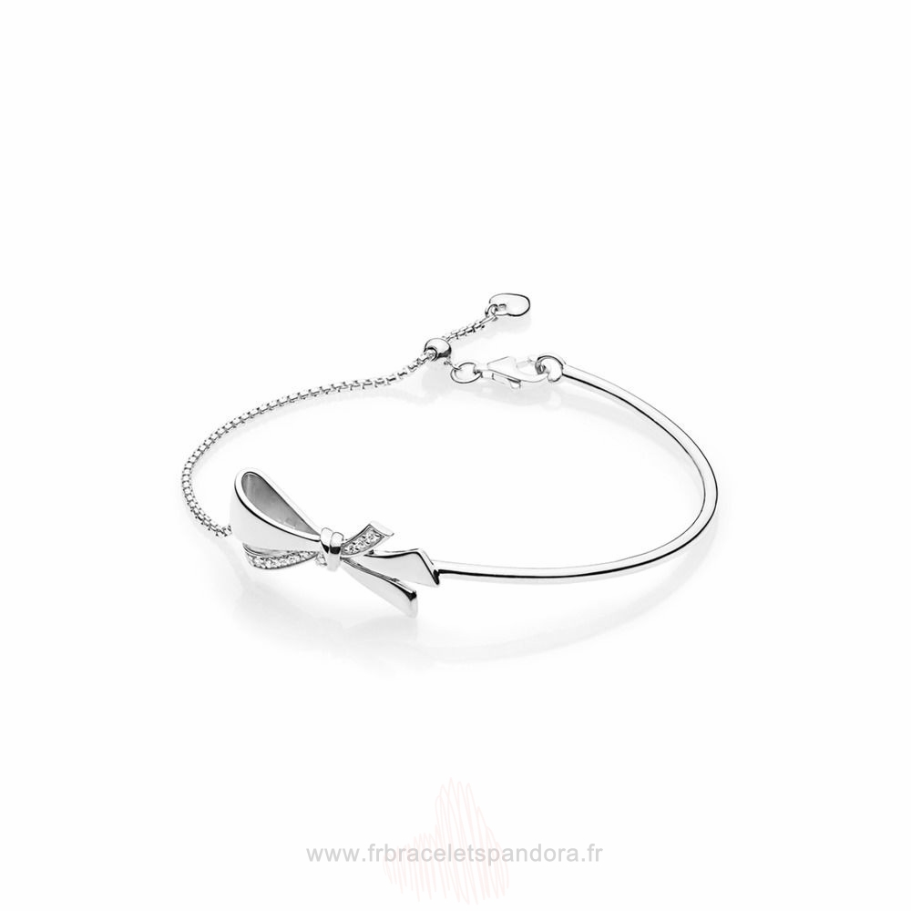 Grossiste Pandora Brilliant Arc Bracelet Entier